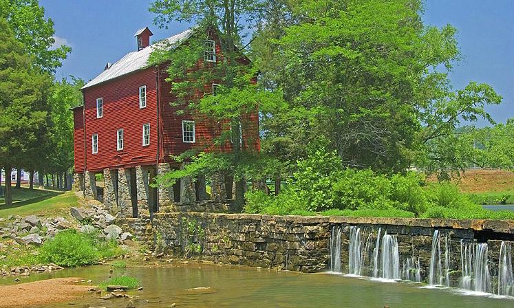 York Grist Mill